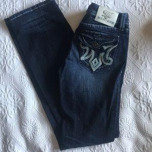 MEK DNM jeans